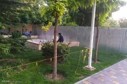 باغ پارک امیریه شهریار به زودی افتتاح خواهد شد