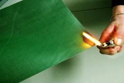 Researchers produce nano fire retardant materials