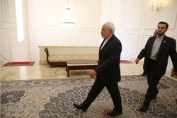 Zarif, Bogdanov meet in Tehran