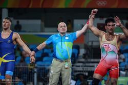 دیدار های کشتی فرنگی المپیک 2016 ریو