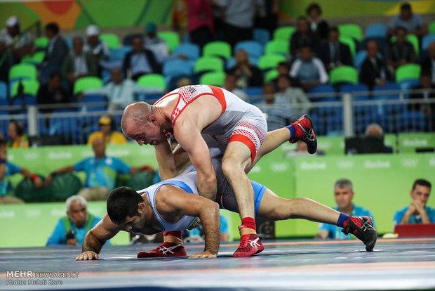 Greco-Roman wrestling at Rio 2016