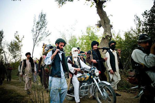 وقوع درگیری شدید میان نیروهای امنیتی افغانستان و طالبان