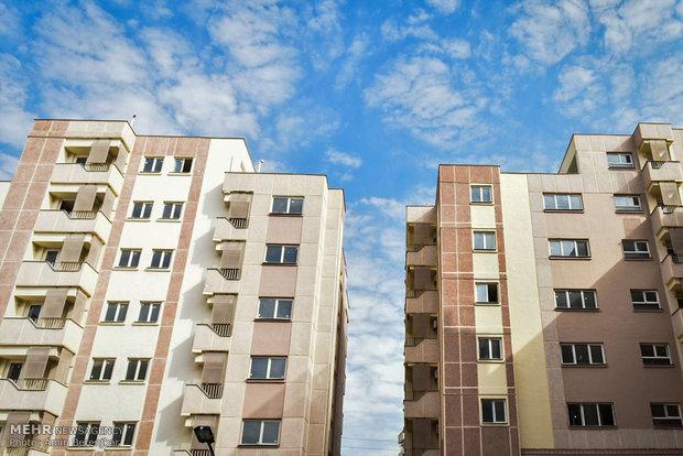زمان تحویل واحدهای مسکونی پرستاران در پروژه لویزان مشهد