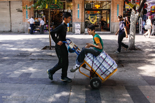 A view of daily life in Iran – 50