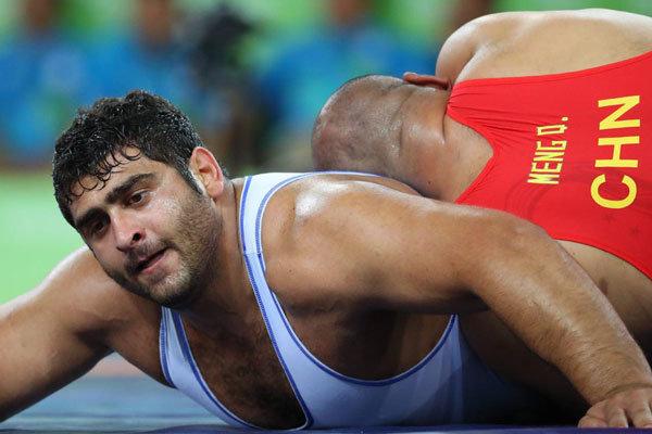Two Greco-Roman wrestlers bid farewell to Rio