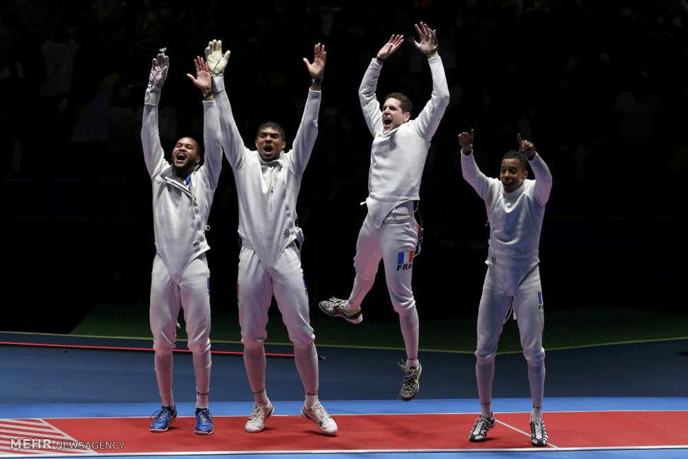 نهمین روز المپیک ریو