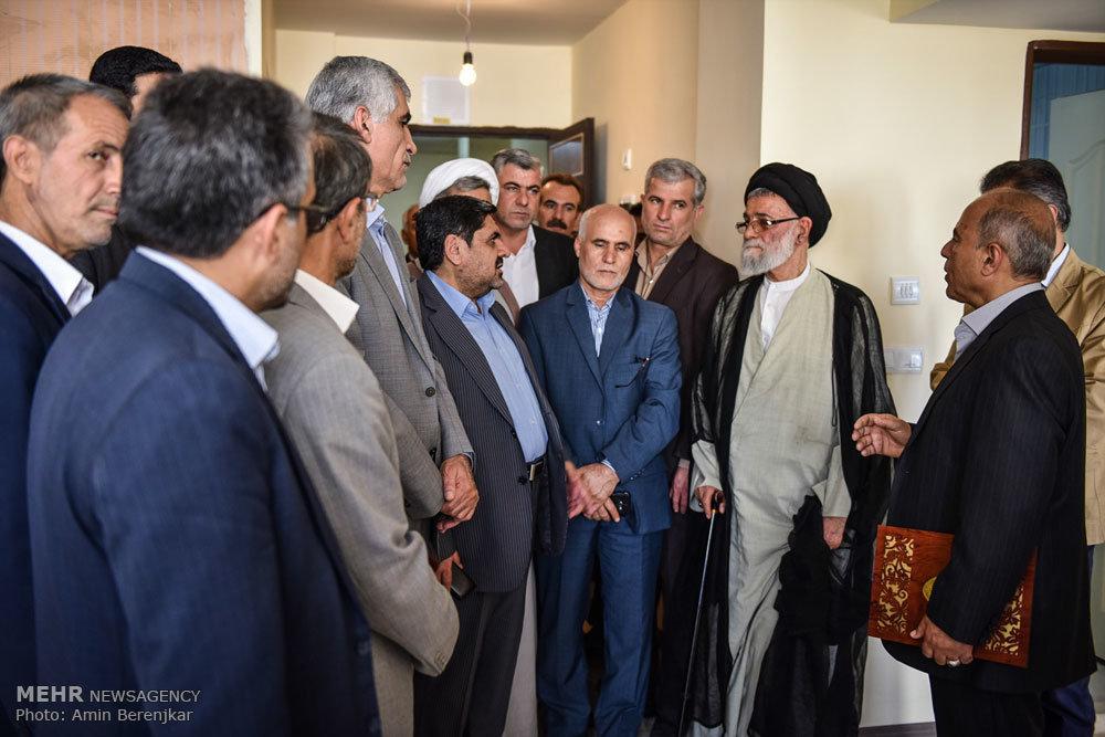 بهره برداری از ۳۰۸ واحد مسکونی اقشار کم درآمد در شیراز