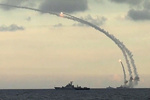 الدفاع الروسية: ضرب مواقع داعش في سوريا بصواريخ كاليبر من البحر المتوسط