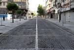 خیابان دماوند تقاطع امیرکیایی سنگ فرش می شود
