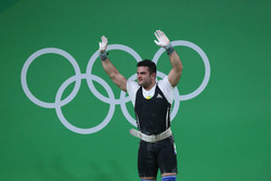Iranian weightlifter lands 6th in Olympics