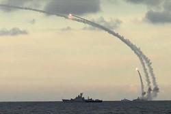 """الدفاع الروسية تعلن قصف مواقع """"داعش"""" في سوريا بصواريخ مجنحة"""