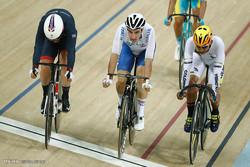 حادثه در دوچرخه سواری المپیک