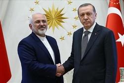ظریف و اردوغان