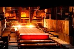 افزایش ۱۴.۵ درصدی تولید شمش فولاد