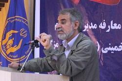 منصور برقعی قائم مقام کمیته امداد
