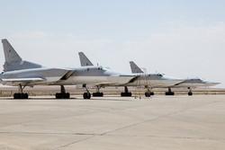 بمب افکن های روسی در همدان