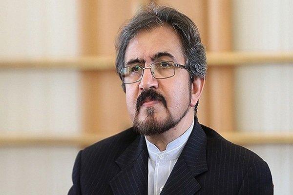 İran Pakistan'daki terör eylemini kınadı
