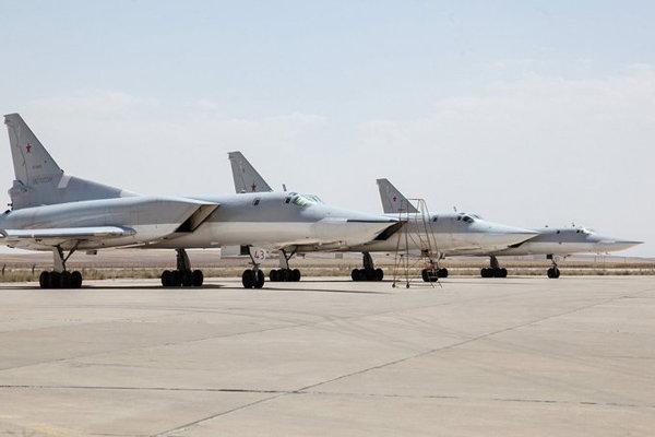 Rus jetleri İran'dan havalandı