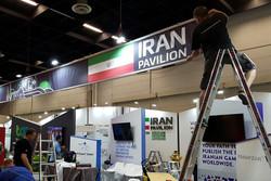 غرفه ایران در گیمزکام 2016