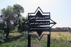 عملیات اجرایی ۴۰ بوستان روستایی استان سمنان انجام شد