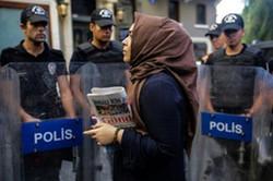 حظر صحيفة مقربة من الاكراد في تركيا
