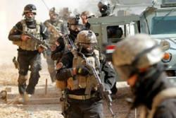 """مقتل عشرات الانتحاريين من """"داعش"""" بعد محاصرتهم في مدخل الموصل"""