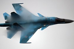 Russian bombers destroy ISIL command posts, arms depots in Deir ez-Zor