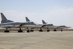 جنگنده های روسی - همدان