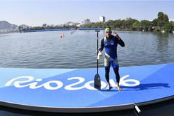 حضور در مسابقات المپیک ریو تجربه خوبی برایم بود