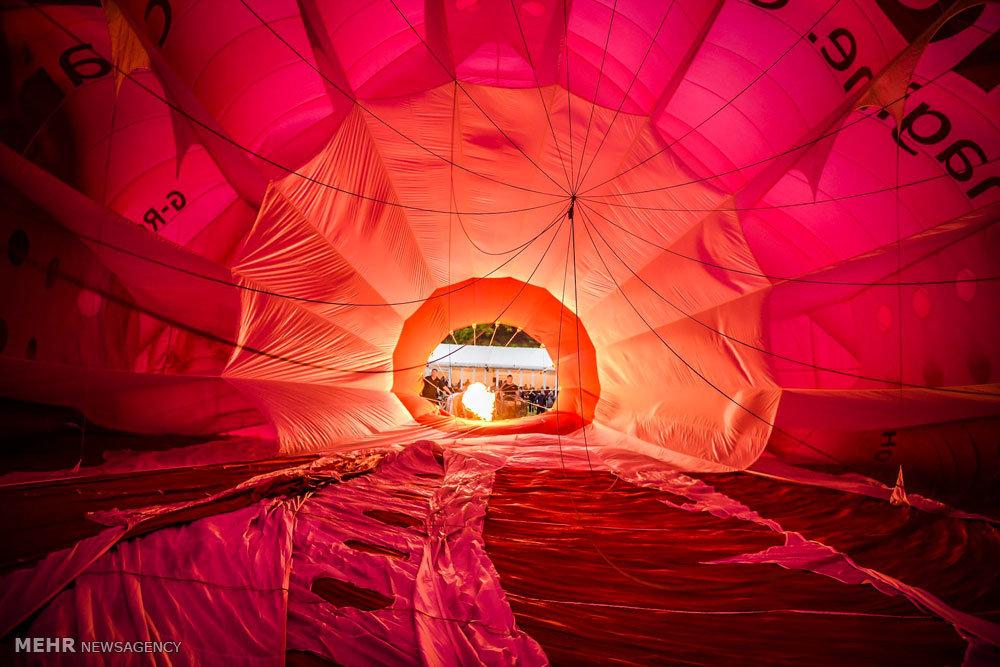 جشنواره بالون در بریستول