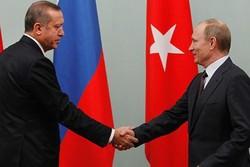 همکاری نظامی ترکیه و روسیه