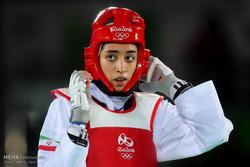 İran'a olimpiyat madalyası kazandıran ilk kadın sporcu