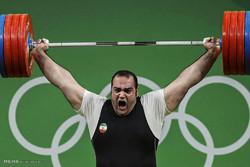الرباع سليمي يهدي ايران الميدالية الذهبية الـ 16 في آسياد 2018