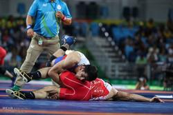 مسابقات کشتی آزاد المپیک ریو ۲۰۱۶ / شکست حسن رحیمی در مقابل ورزشکار ژاپن