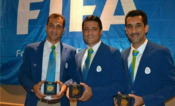 Iran's Faghani to ref final football of Rio Olympic