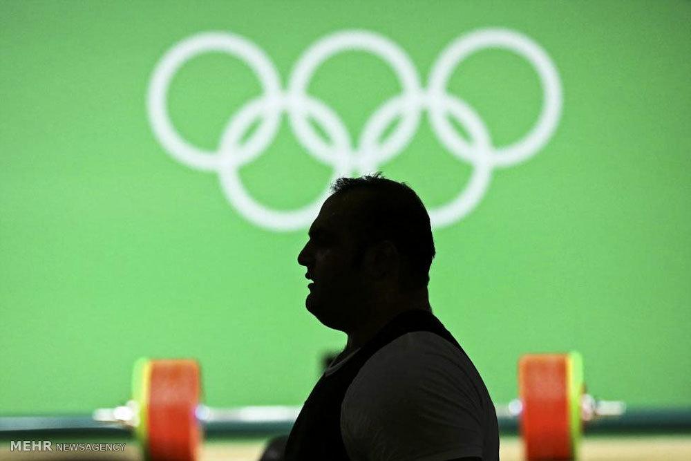 رسوایی در وزنه برداری المپیک ریو