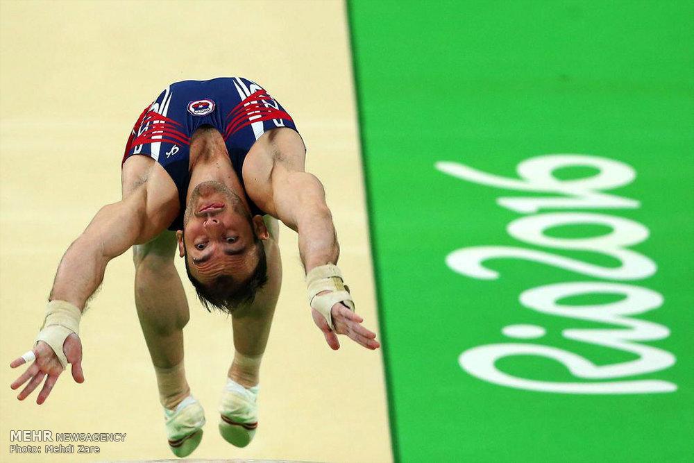 ژیمناستیک المپیک ریو 2016