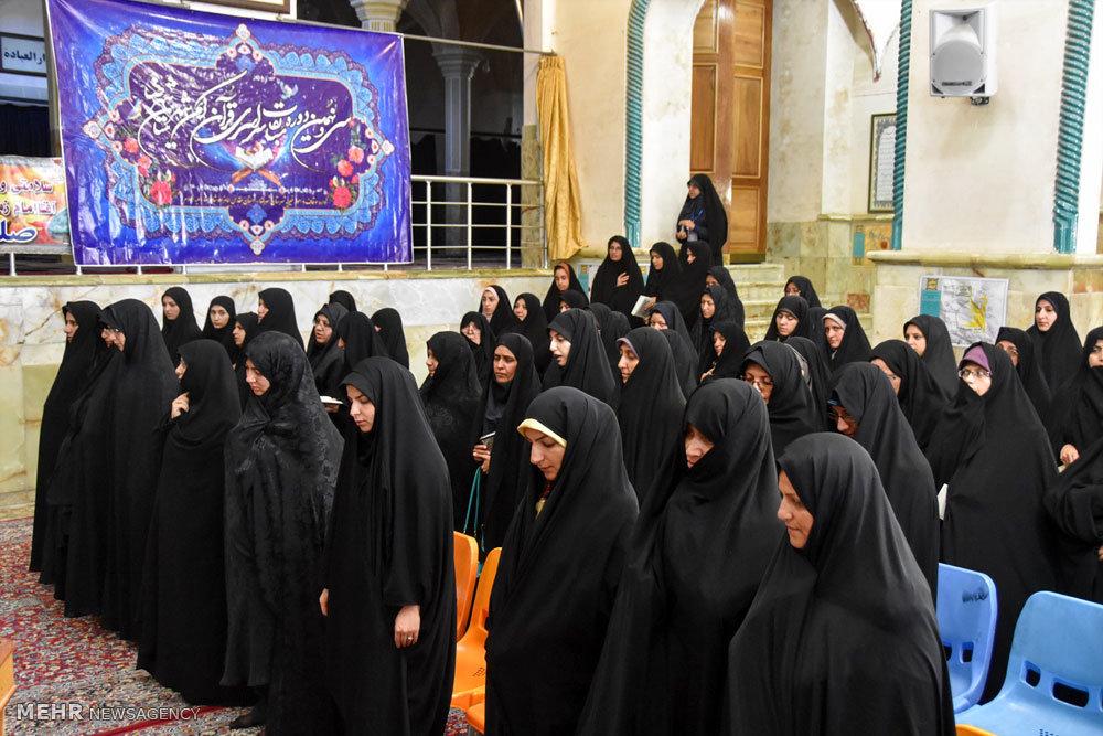 سی و نهمین دوره مسابقات قرآن کریم اوقاف در شهرضا
