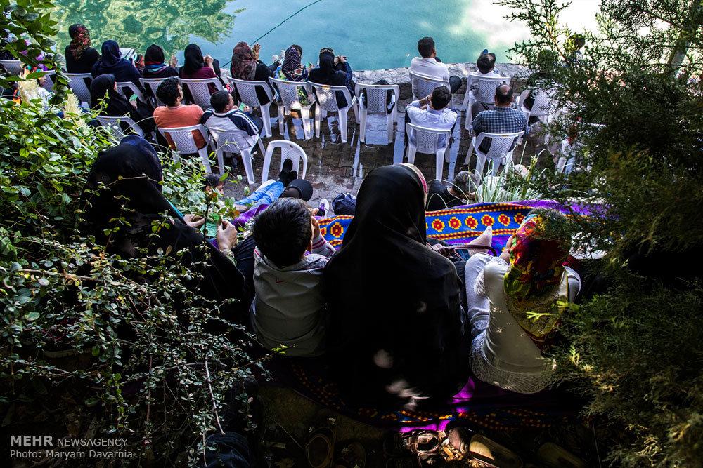 همایش پیادهروی خانوادگی به مناسبت سالروز تاسیس خراسان شمالی