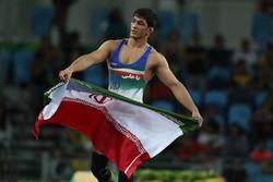 İranlı milli güreşçi mindere çıkmadan dünya şampiyonu oldu!