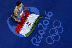 Yazdani secures Iran's 3rd gold medal in Rio