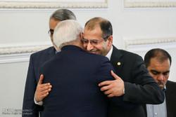Zarif Iraklı yetkili ile görüştü