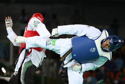 Men's Taekwondo over-80kg events at Rio 2016