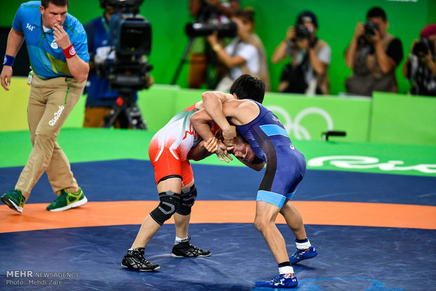 Freestyle wrestling at Rio 2016