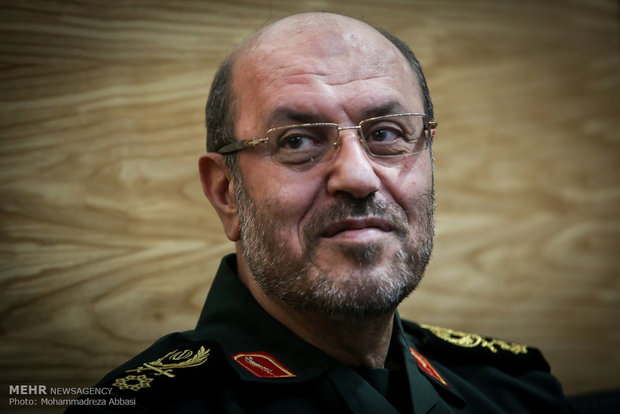 Iran MoD hopes for peace on Eid al-Fitr