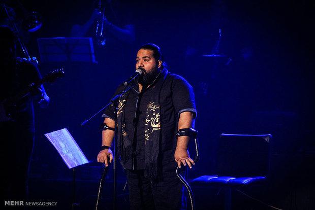 کنسرت رضا صادقی در بندرعباس لغو شد