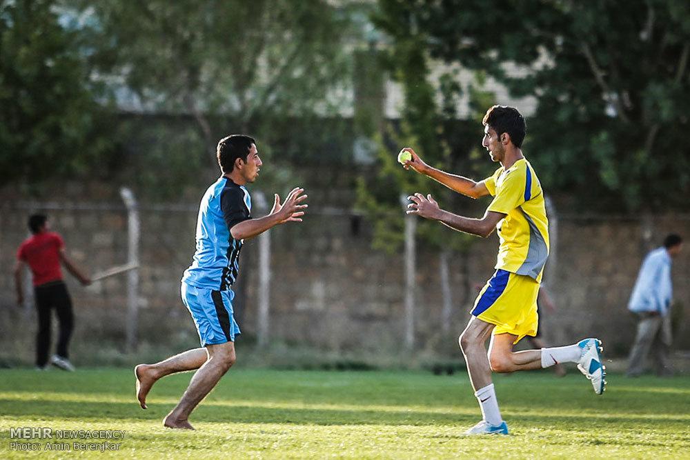 مسابقات کشوری چوگو در سپیدان استان فارس