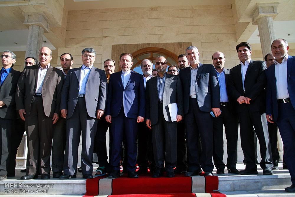 سفر وزیر ارتباطات و فناوری اطلاعات به اراک