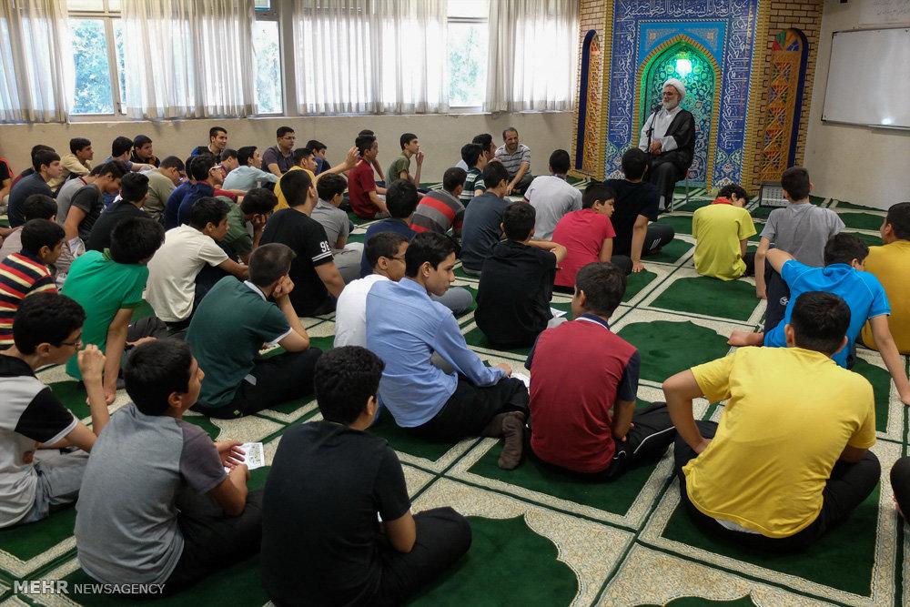 برگزاری اردوی دانش آموزی