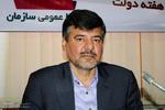 مختار مهاجر رئیس سازمان جهادکشاورزی گلستان